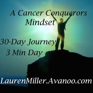 A Cancer Conqueror's Mindset: Oct 7, 2014